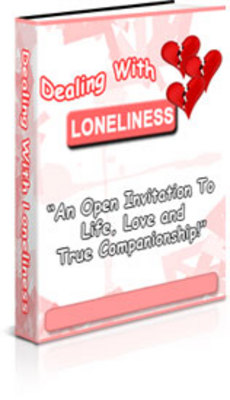 Product picture Dealing With Loneliness E-book for $1